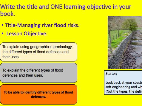 River flooding Management