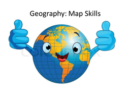 Year 7 Map Skills - 10 Lessons