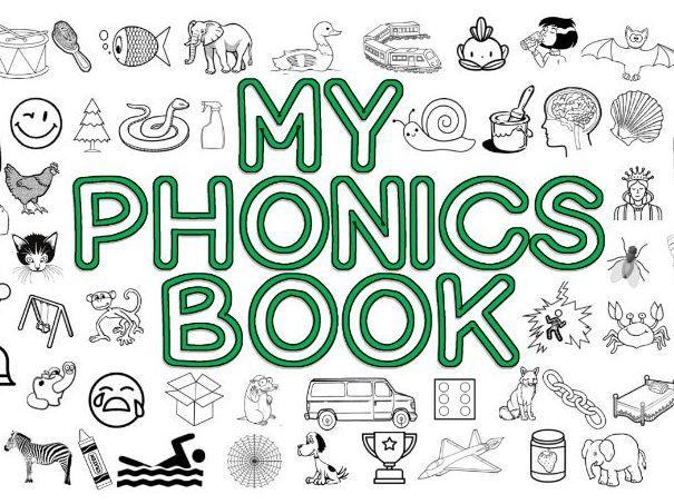 Phonics Skills Book Phase 3 - Phase 5