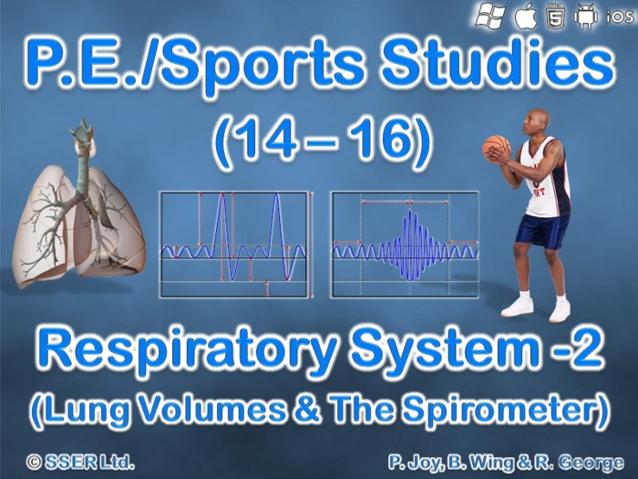 PE15ST - Respiratory System - 2 (Lung Volumes & Respirometry)
