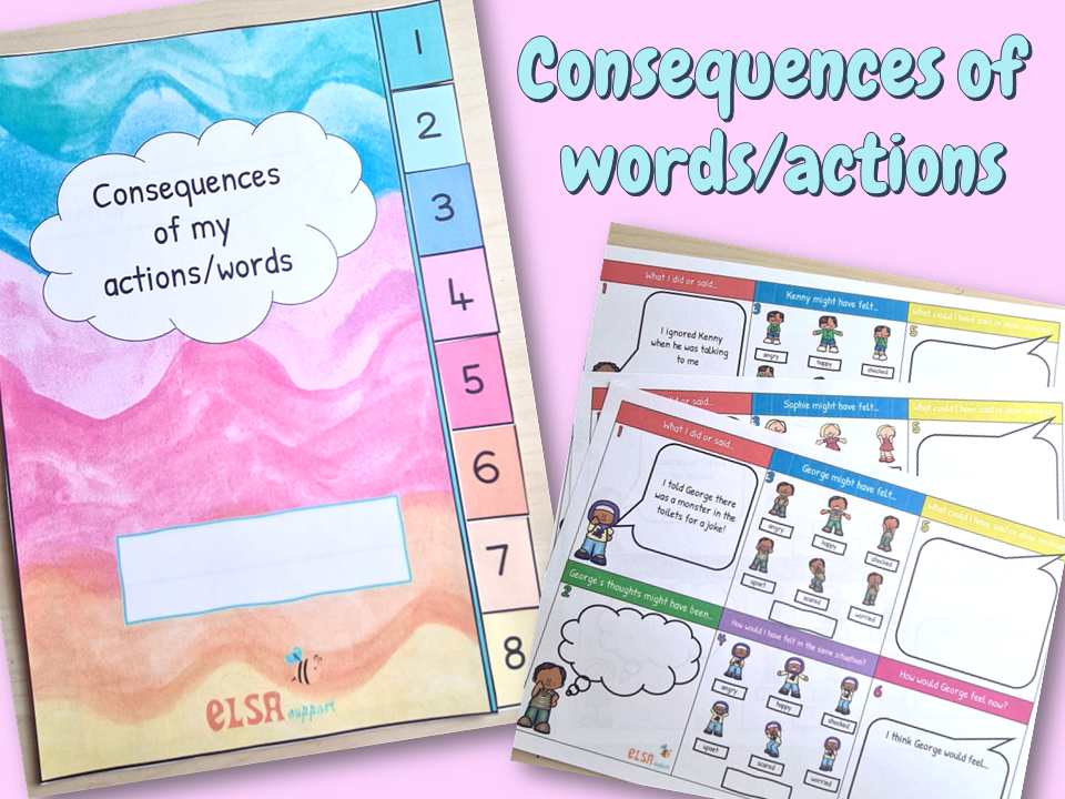 Consequences of actions or words