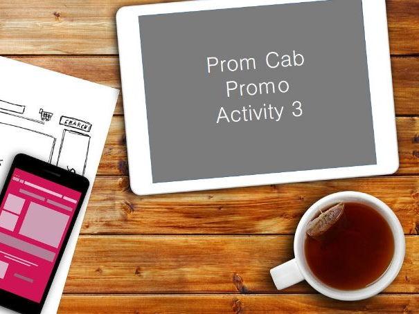 Prom CAB - Promo - Video Guides - GCSE Edexcel ICT