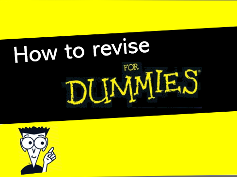 Revision guide- Tactics for the best revision