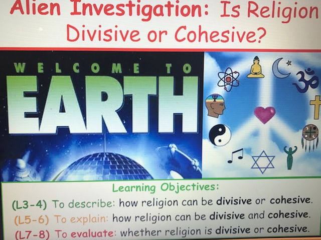 Is Religion Cohesive or Divisive?