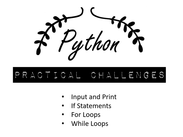 Python Programming - Getting Started