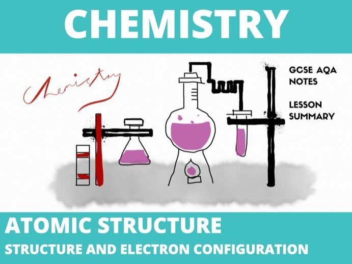 Chemistry Atomic Structure Notes GCSE ( Atomic Structure and Electron Configuration)