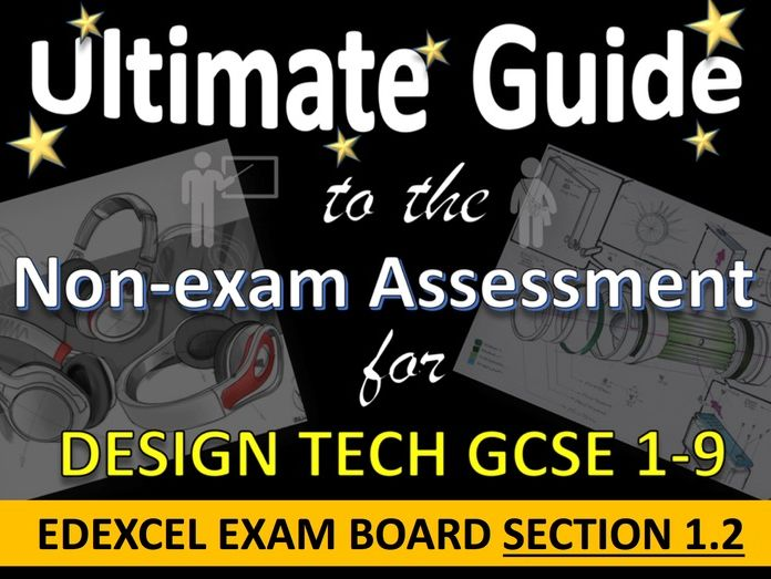 Ultimate Guide to Edexcel DT GCSE NEA Design Brief Specification Section 1.2 Teach