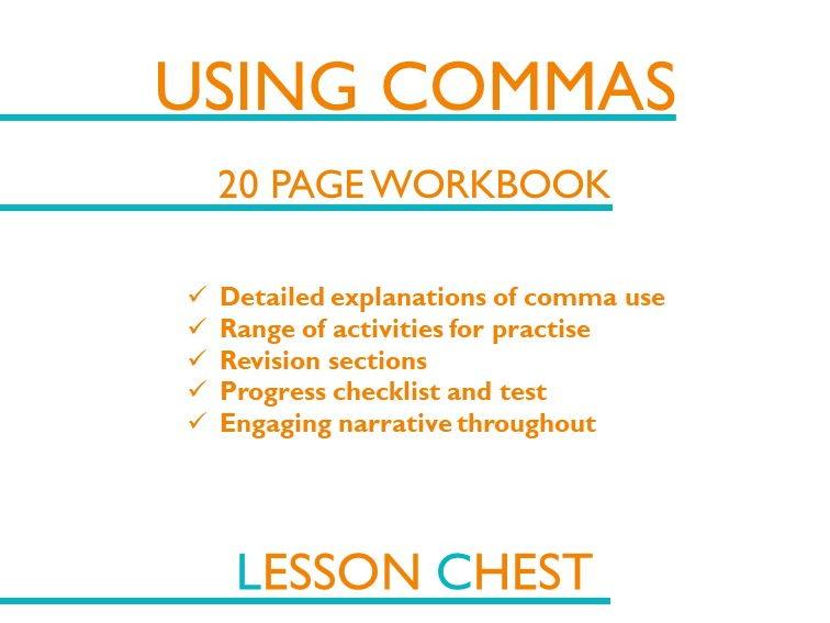 Commas Workbook