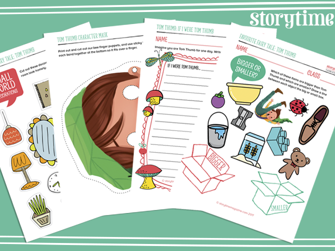 Storytime - Tom Thumb Pack