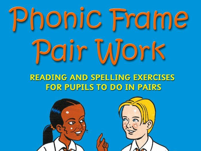 PHONIC FRAME PAIR WORK