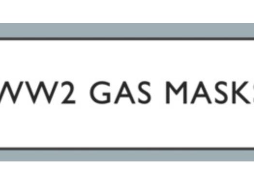 WW2 Gas Masks Powerpoint