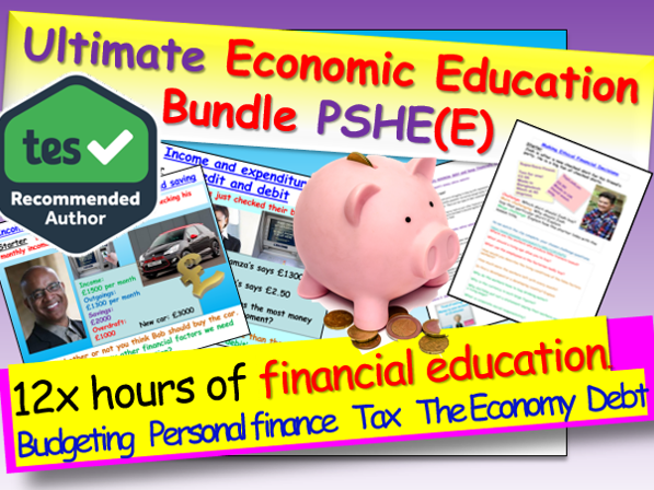 Economic Education PSHE