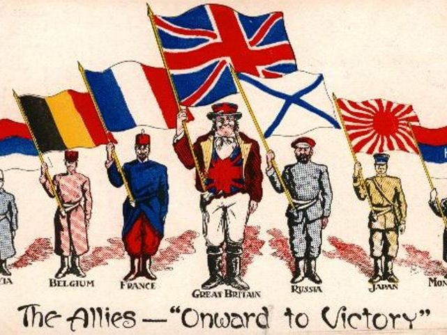 World War 1: Timeline activity