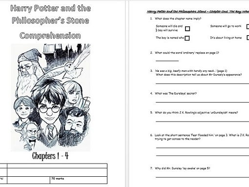 Harry Potter And The Philosophers Stone Pdf File