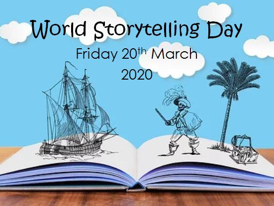 World Storytelling Day Assembly KS1 and KS2