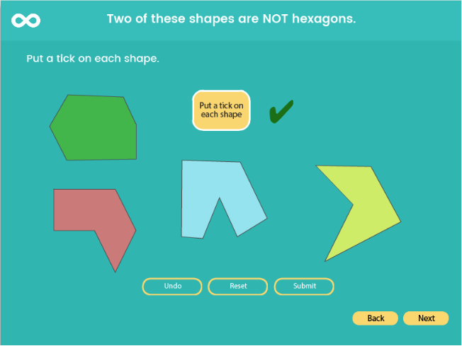2D Shapes - Year 3, Key stage 2