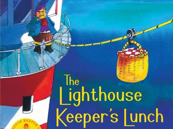 Differentiated Lighthouse Keeper's Lunch Maths Mosaic (KS1)