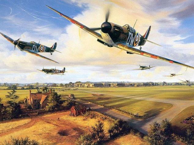 Battle of Britain (Key Areas of Analysis) Edexcel.