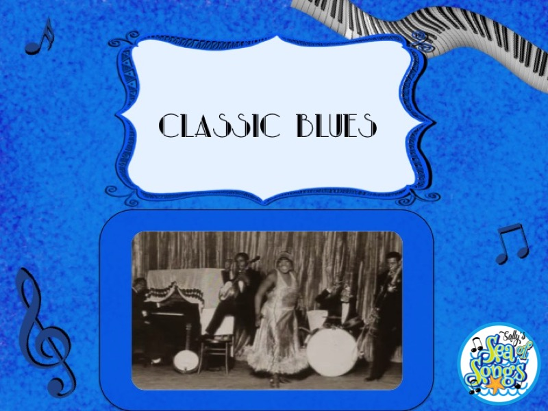 Bessie Smith & the Classic Blues PowerPoint