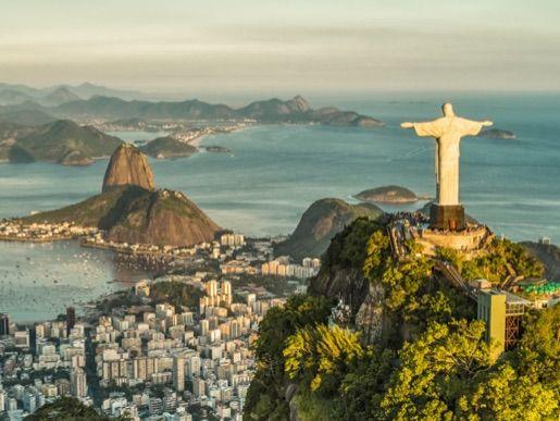 Brazil (2 lessons - Where is Brazil? & Exploring Favelas)