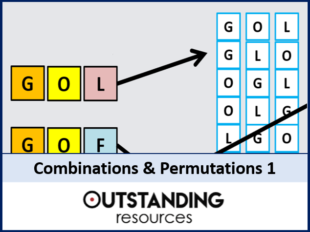 Statistics: Combinations and Permutations 1 - An introduction (+ resources)