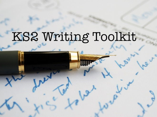 KS2 Writing Toolkit