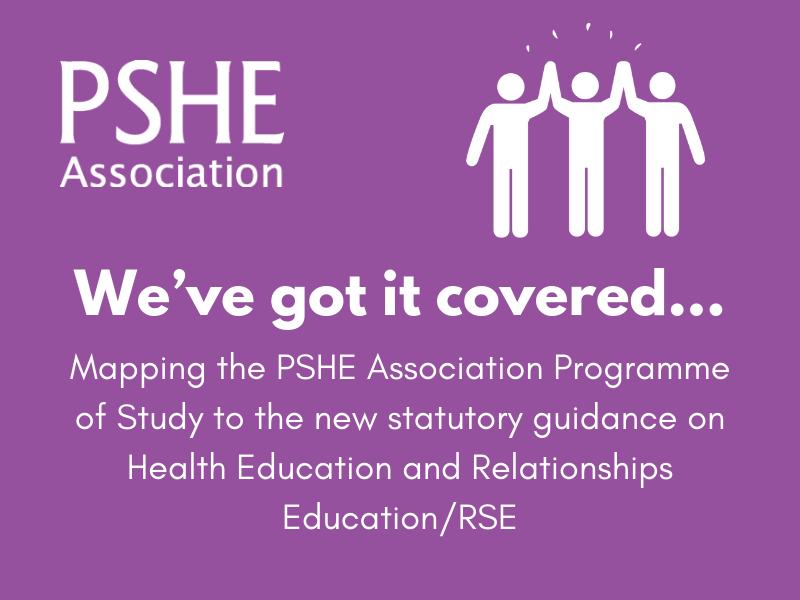 PSHE - Mapping PoS to Statutory guidance July 2019 update