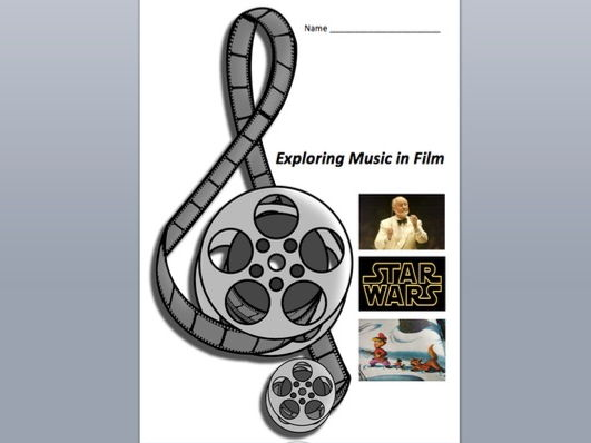 Film Music Workbook