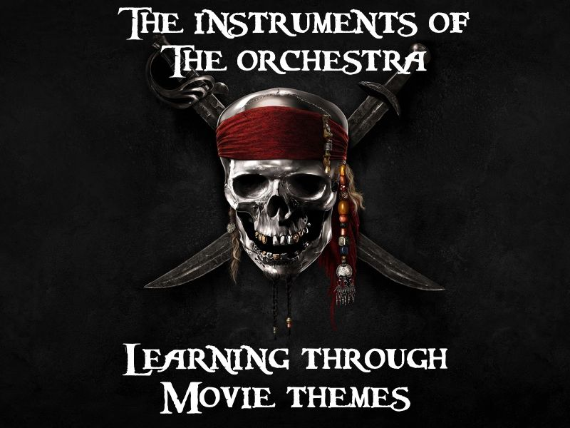 Movie Keyboard Project - The Orchestra