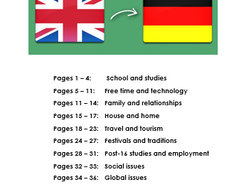 AQA GCSE German Translation Practice Booklet (new specification)