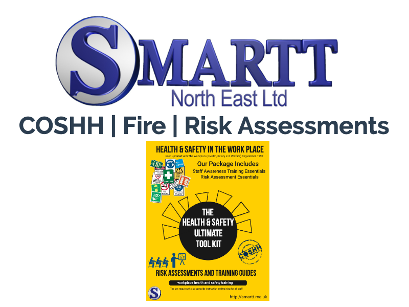 COSHH | Fire | Health & Safety Risk Assessments