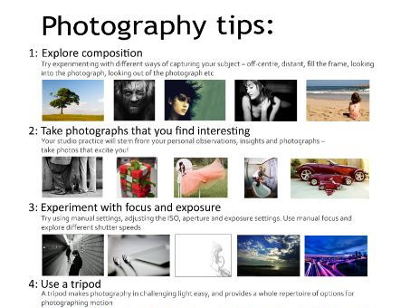 Photography : Top 10 Tips