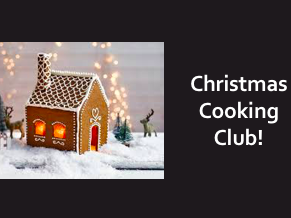 Christmas Cooking Club Recipes