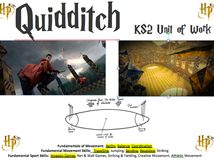 Quidditch and Lacrosse Bundle