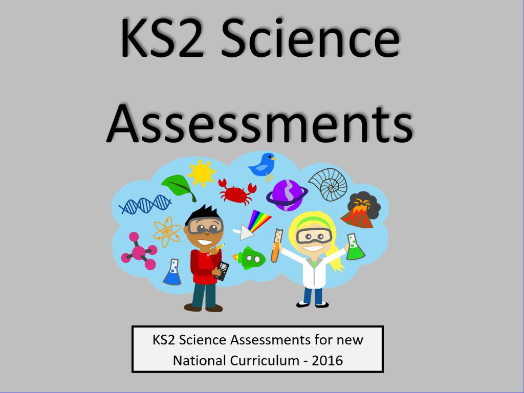 Free. KS2 Science Assessments and Tracking Without Levels