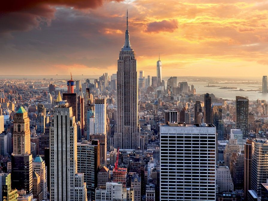 How has New York Changed - Urbanisation - GCSE Geography 9-1