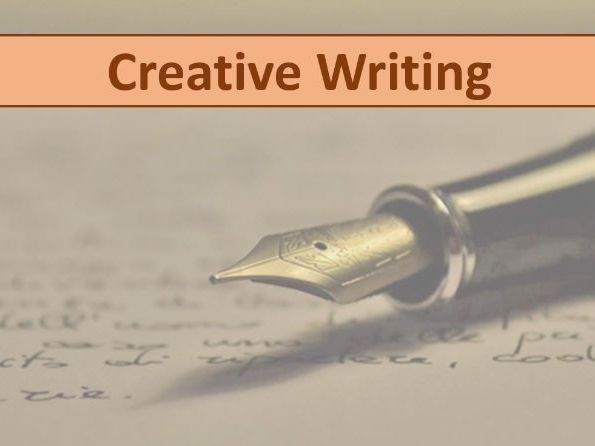 Creative Writing Scheme