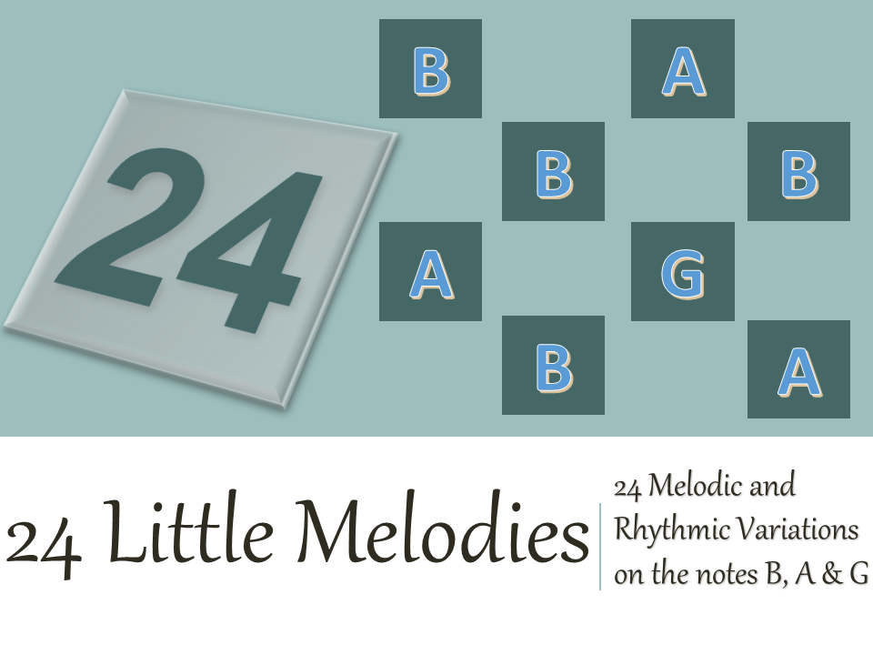 24 Little Melodies