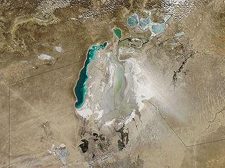 WATER EQ3 Lesson 4 Aral Sea case study economic development Edexcel A Level Geography