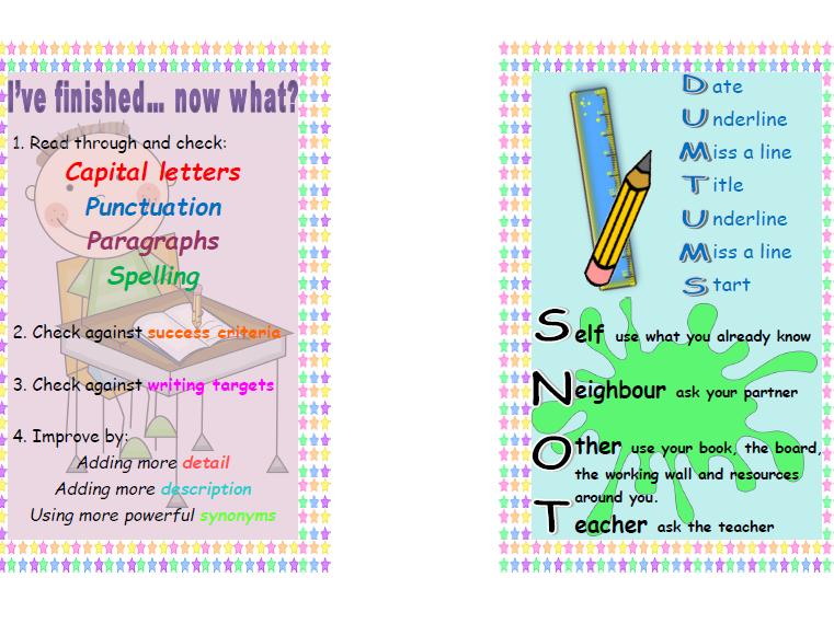 Thesis sentences practice exercises