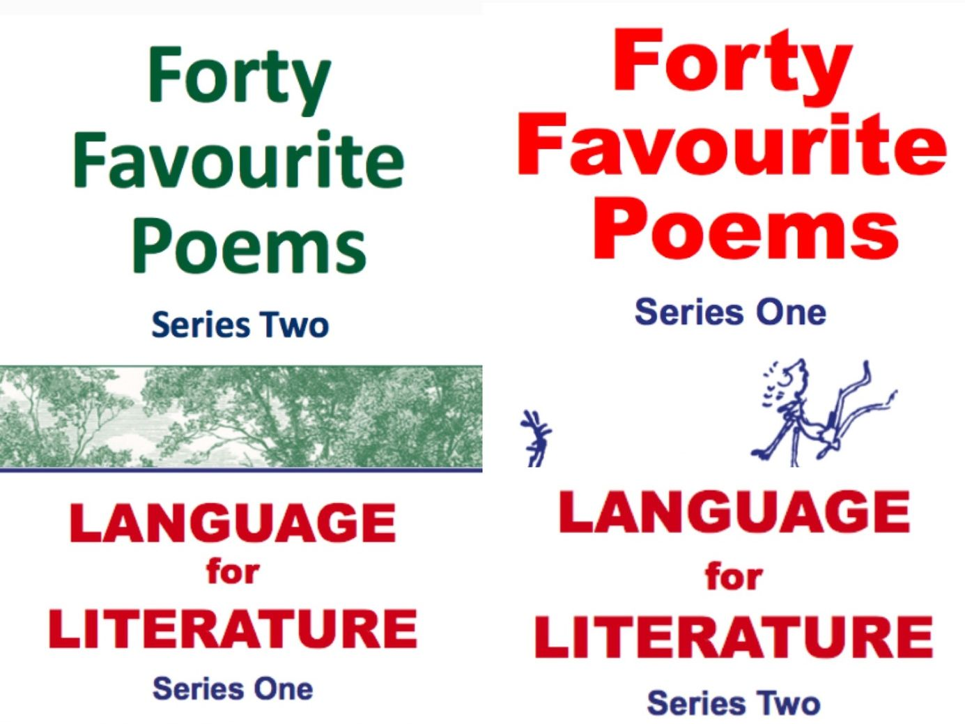 Language for Literature and Poetry Bundle KS3 and KS4