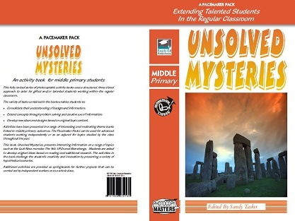 Pacemaker: Unsolved Mysteries - For Middle Primary