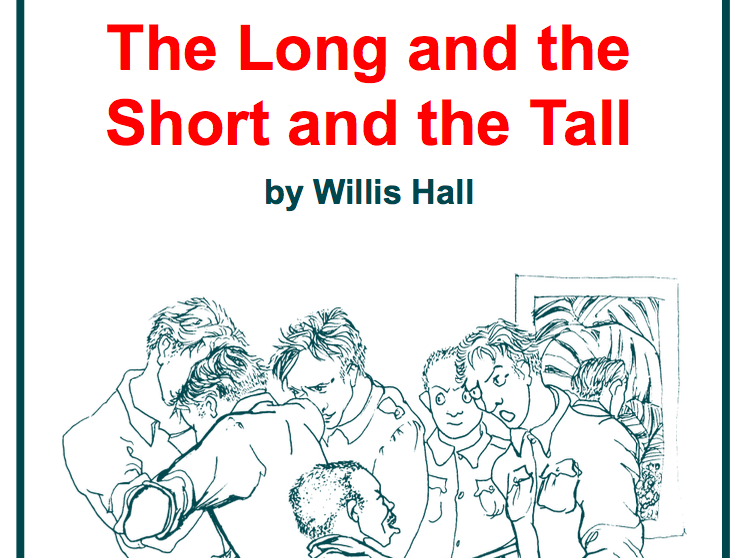 KS4 The Long and the Short and the Tall Scheme of Work Sample Pages