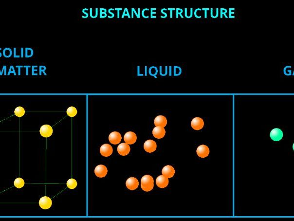 Substance Structure