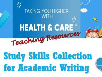 Study Skills Collection for Academic Writing