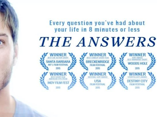 ESL - Based on the Short Film THE ANSWERS (by Michael Goode & Daniel Lissing)