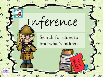 Making inferences activity - 7 extracts and answers