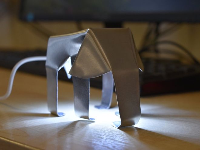 KS3/4 Sheet Metal Animal Lamp - Focus on Technical Principles