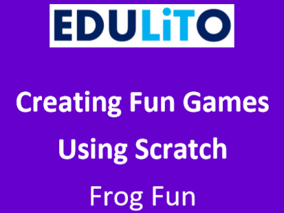 Creating Fun Games using Scratch - Frog Fun