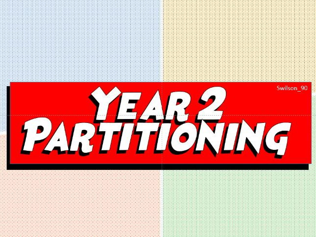 Year 2 Partitioning